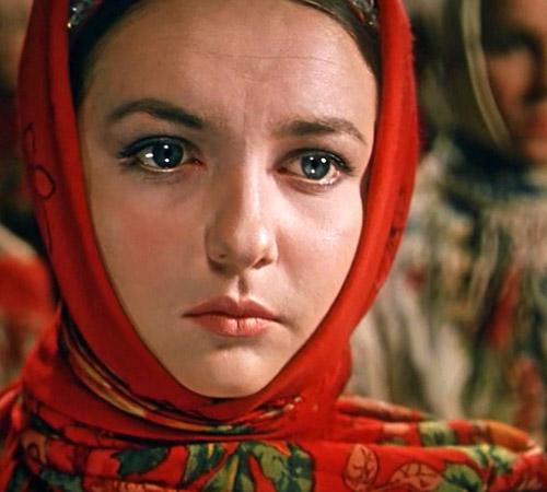 Помните красавицу Оксану из «Вечера на хуторе близ Диканьки»? Посмотрите, как сложилась судьба актрисы Людмилы Мызниковой