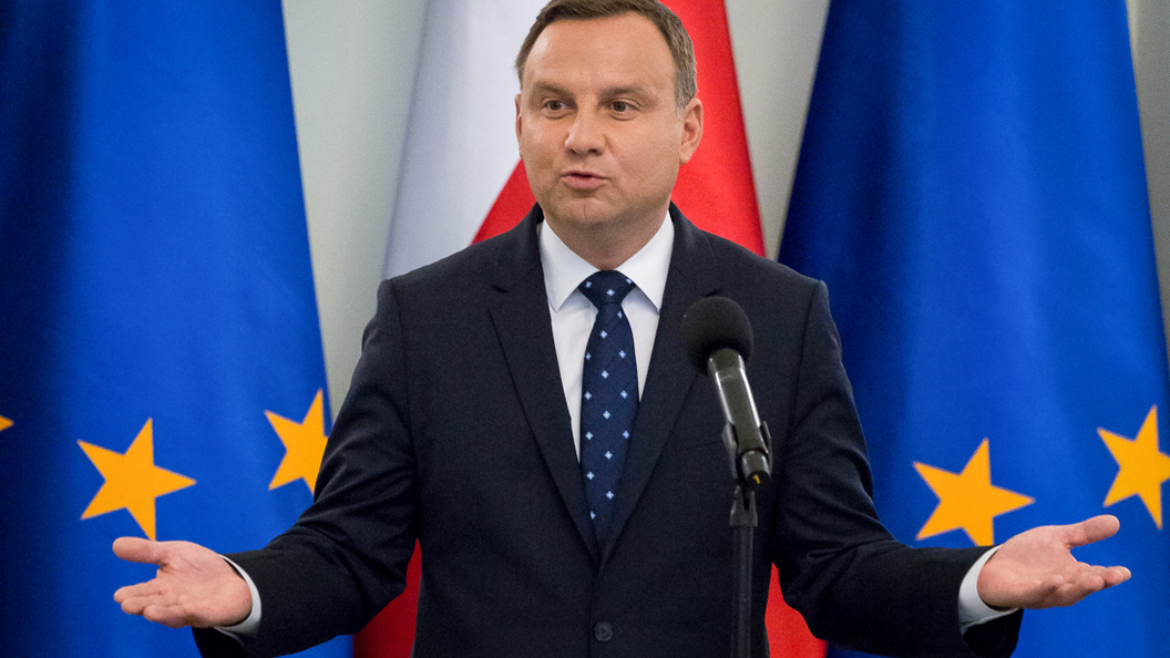 Президент Польши осмелился ш…