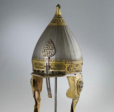Шлем царя Алексея