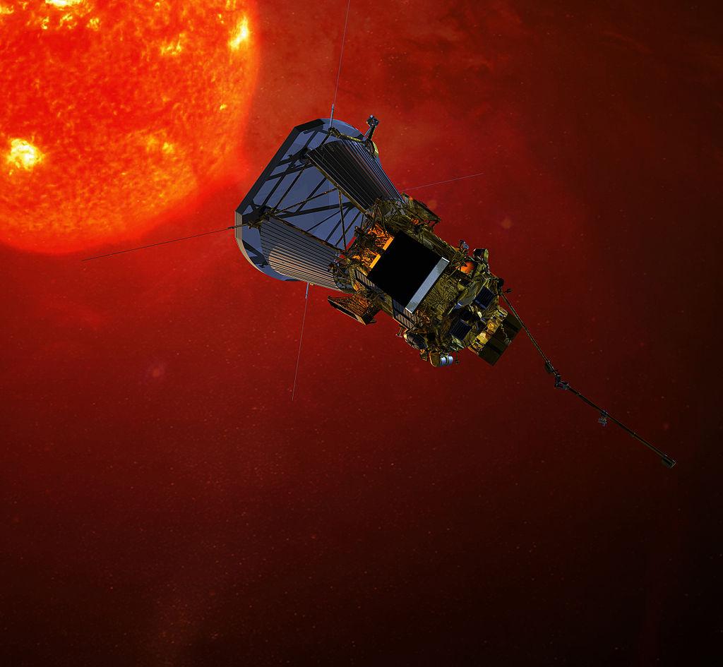 Солнечный зонд Parker обзавелся теплозащитным экраном