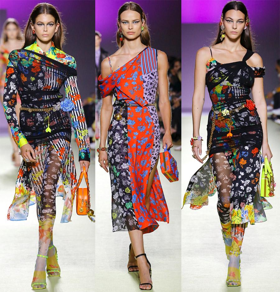Платья от Versace
