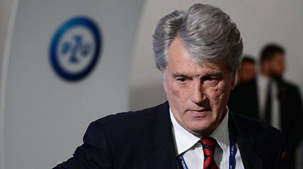 Болтун вчерашних дней: зачем подал голос Ющенко?