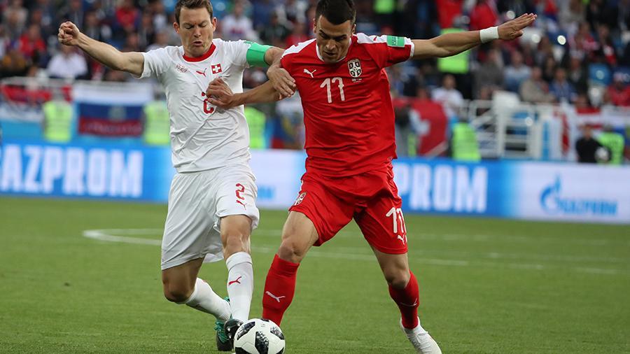 Сербия подаст протест в ФИФА после матча с Швейцарией на ЧМ-2018