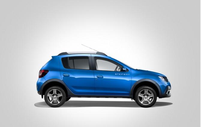 Новый Renault Sandero Stepway поступил в продажу в России