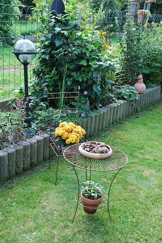 Изюминка для сада своими руками