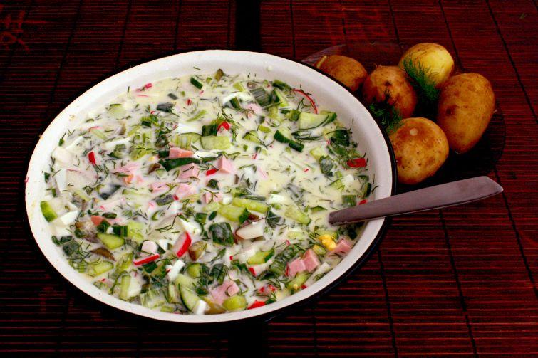 Любимые блюда россиян, которые никогда не понять иностранцам