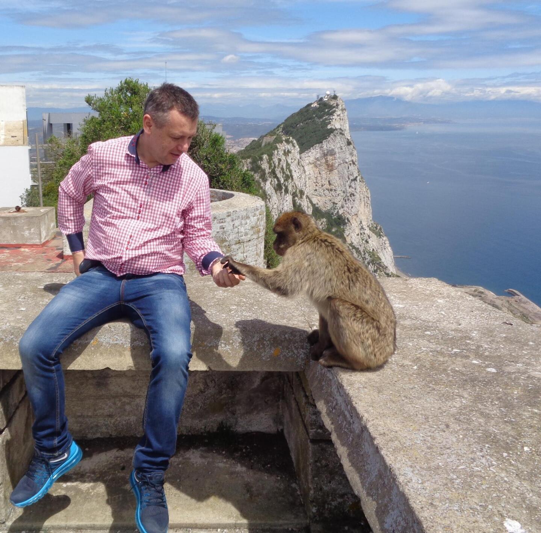 Гибралтар и юг Испании