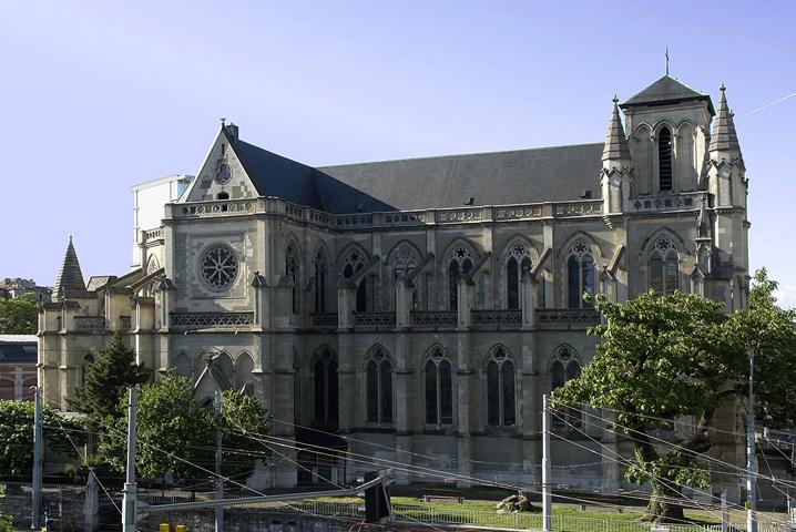 Базилика Нотр-Дам