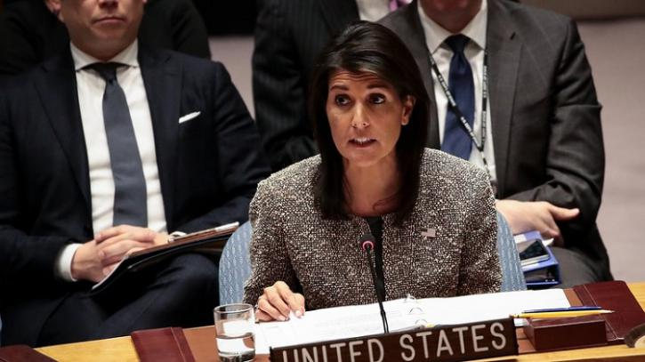Небезя в ООН прилюдно отчитал постпреда США Никки Хейли за нападки на Россию