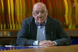Познер: «Этим пропагандистам Соловьёву и Киселёву я руки не подам»