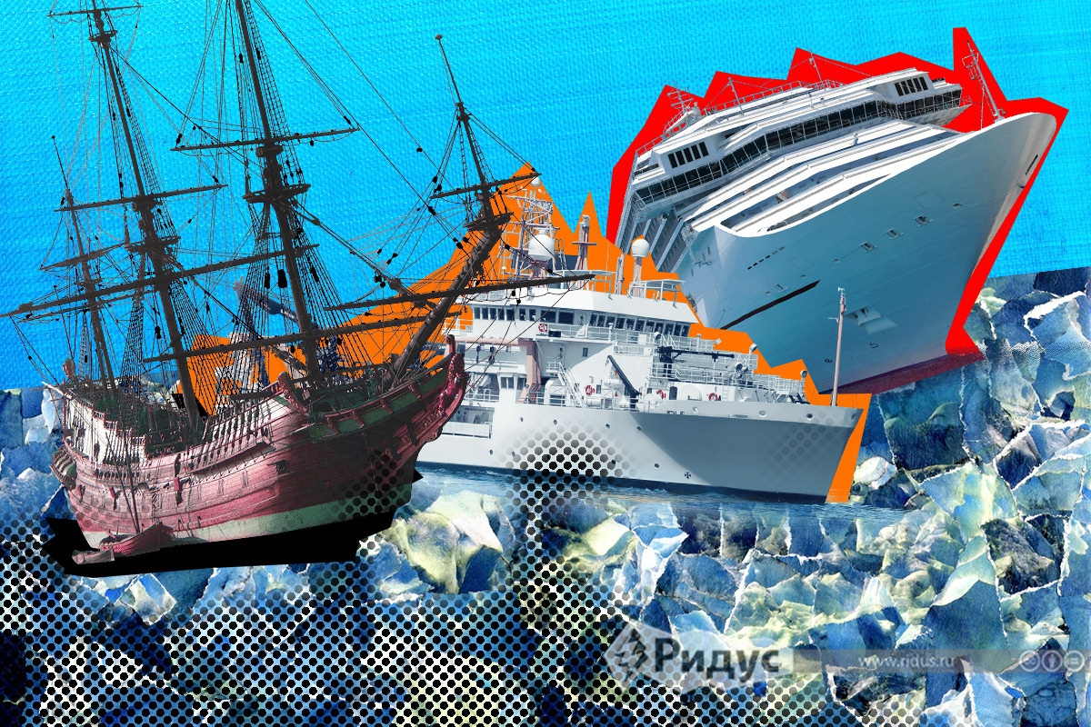 Во что превратились корабли ради достижения суперскоростей