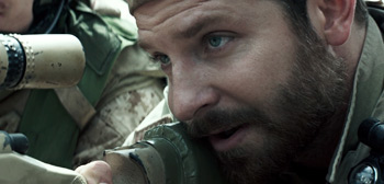 Must Watch: Bradley Cooper in First 'American Sniper' Teaser Trailer