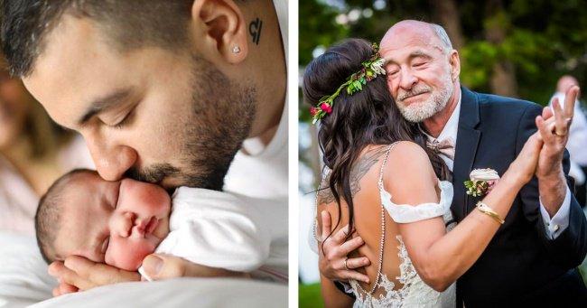 Ученые заявляют, что отцы влияют нажизни дочерей сильнее, чем мыдумали, инам нетерпится узнать почему