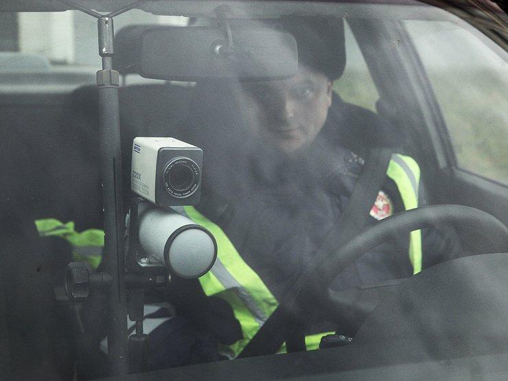 ГИБДД Москвы лишает «прав» любого, кто ездит без видеорегистратора
