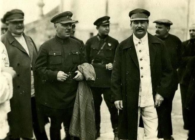 Истории покушений на жизнь Сталина