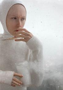 Snowmaiden. Из проекта «25 женщин, которых я любила»