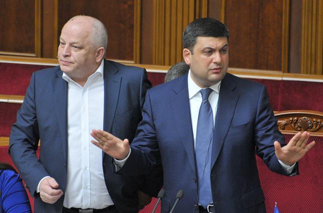 Загадочная реакция украинского правительства на возможные российские санкции