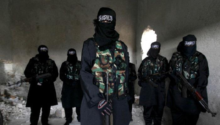 Женщины-воины Сирии