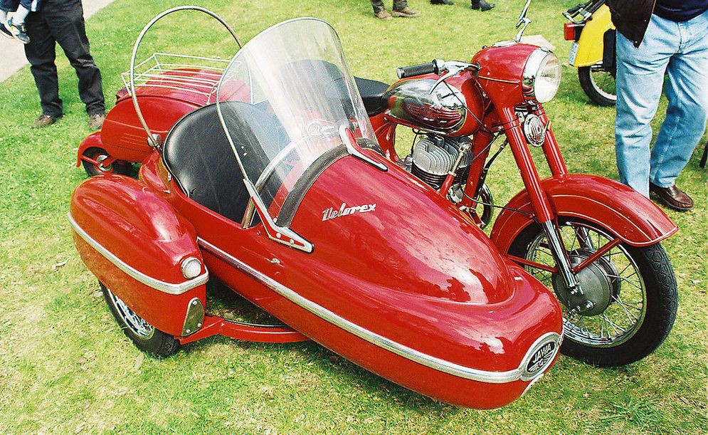"60 лет ""Старушке"": история легендарного мотоцикла Jawa мотоцикл Ява, юбилей"