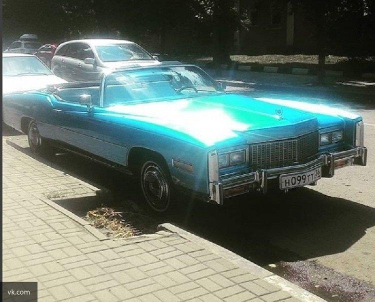 Уникальный Cadillac Элвиса Пресли выставили на аукцион