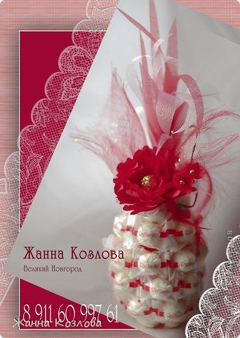 Мастер-класс Свит-дизайн МК ананас из рафаелло фото 1