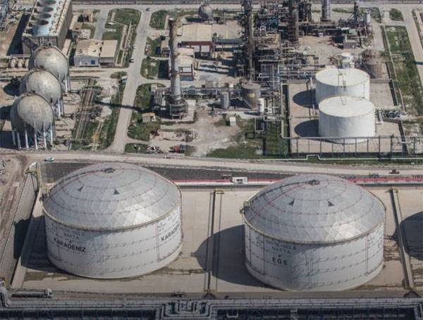 Баку: Первый газ из Азербайджана в ЕС через Турцию пойдёт в 2020 году