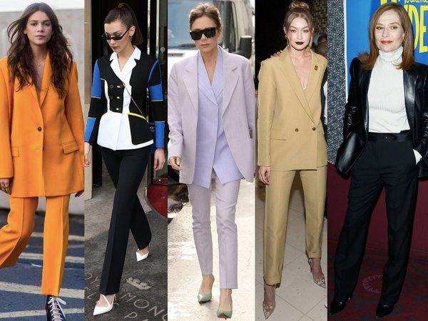 Какие брюки сейчас в моде и с чем их носить