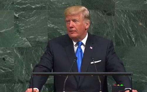 "Трамп с трибуны ООН заявил о готовности ""полностью уничтожить КНДР"""