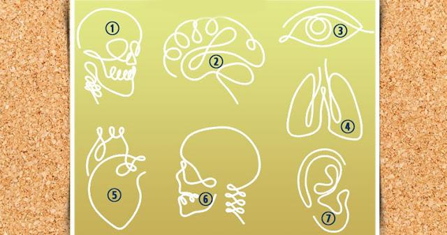 Выберите один из этих рисунков, чтобы узнать, какова ваша истинная внутренняя сила