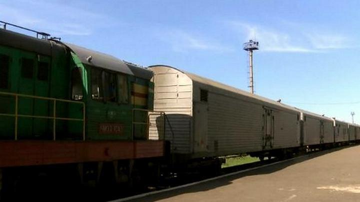Под Днепропетровском нашли 4 «бесхозных» рефрижератора с убитыми