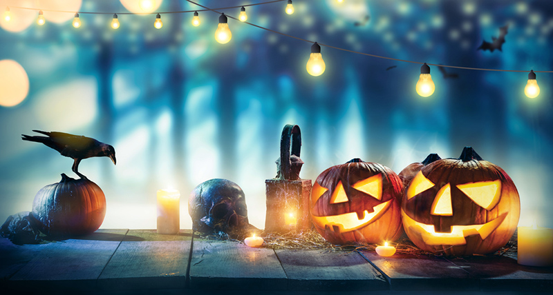 хеллоуин 2018 в москве