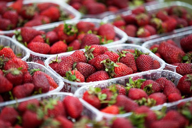 десерты без выпечки с ягодами