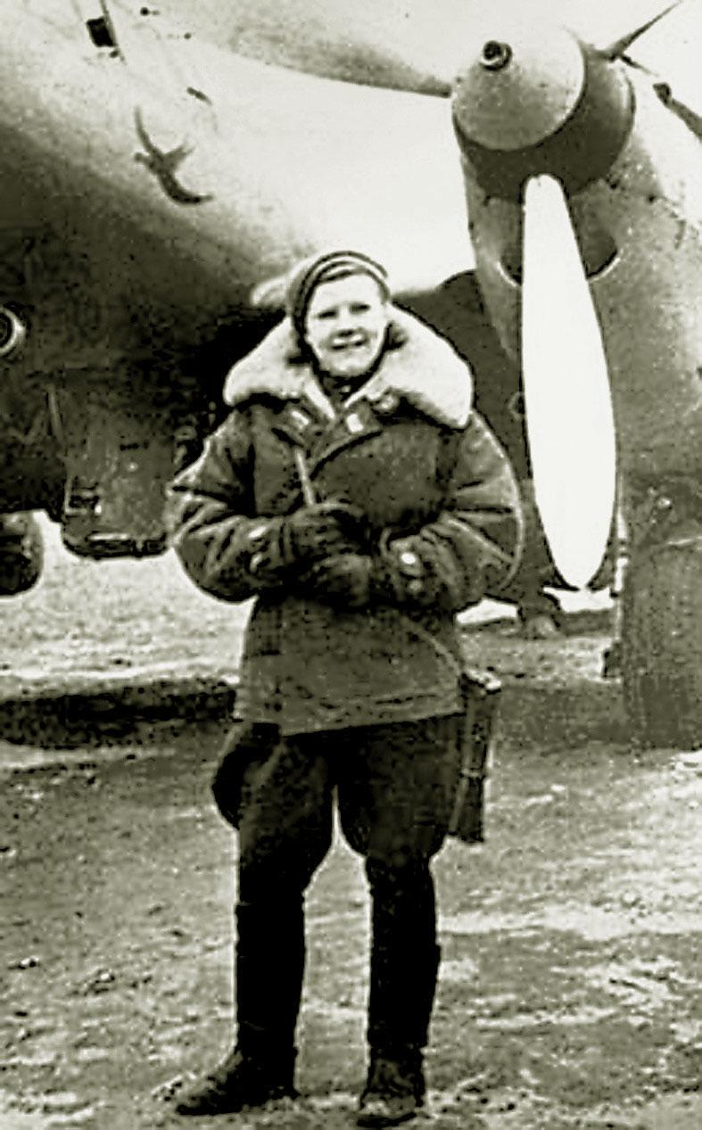 Летчицы пикирующих бомбардировщиков: мы были счастливы на войне