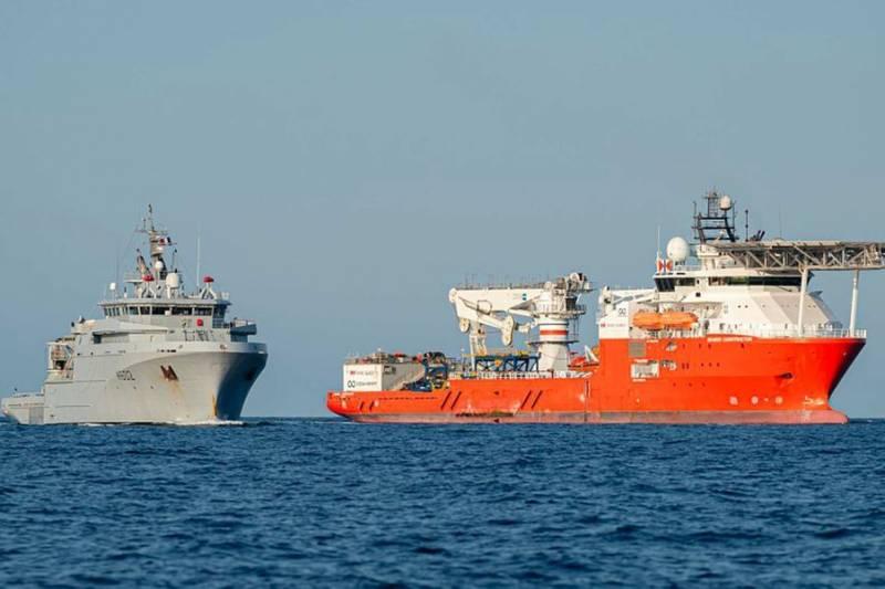 Тайна «Минервы» близка к раскрытию. Найдена затонувшая подлодка ВМС Франции