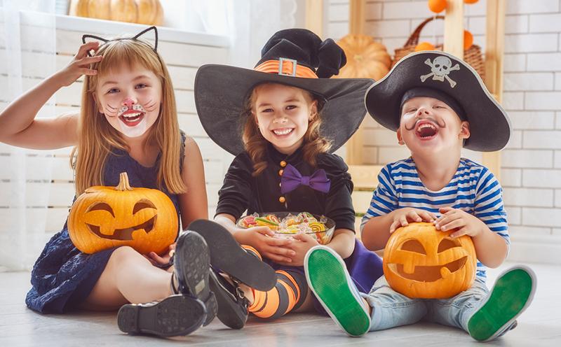 какого числа хеллоуин 2018