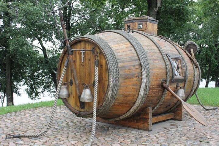 1-я подводная лодка
