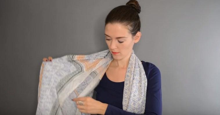 Как красиво завязать шарф на пальто: 20 невероятных способов