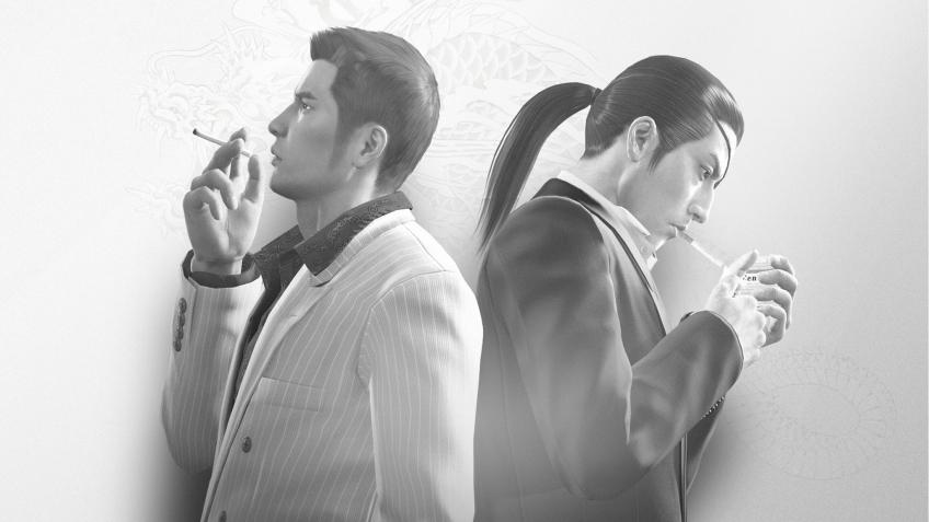 SEGA обновит старые части Yakuza