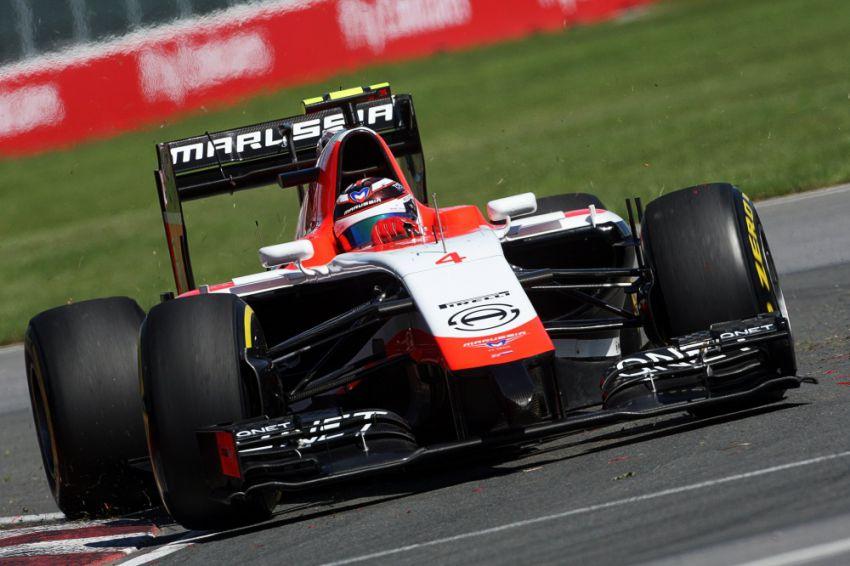 Чем запомнится Marussia в Формуле-1