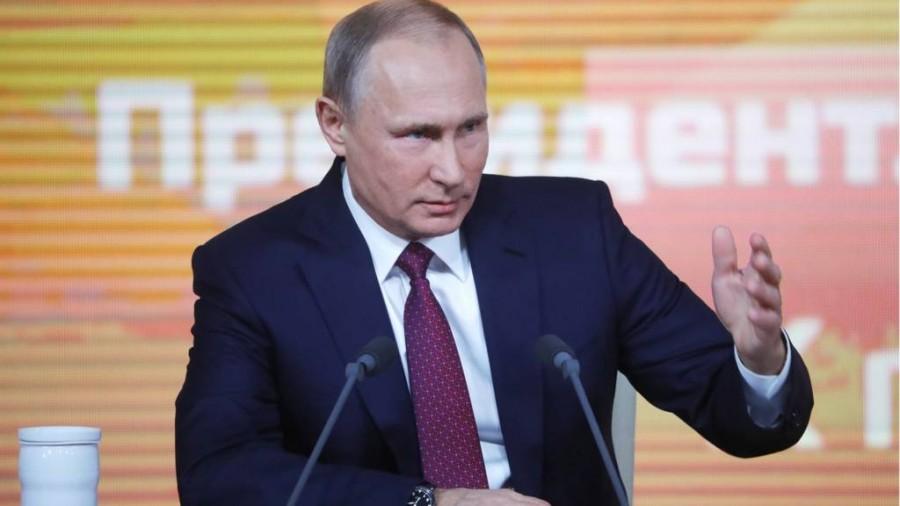 """""""Русским все равно"""". Реакция мира на пресс-конференцию Путина"""