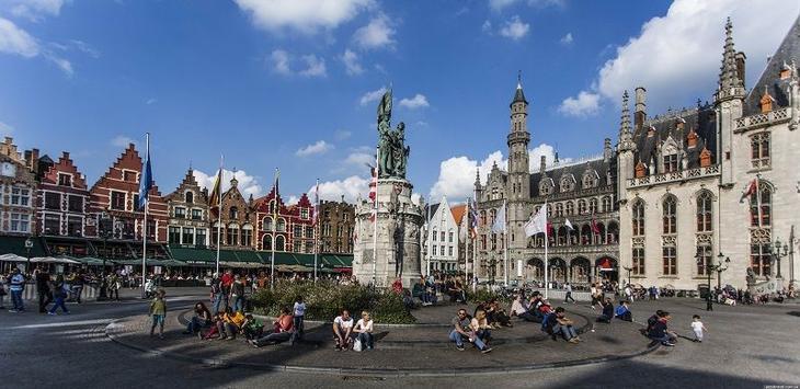 Город Брюгге