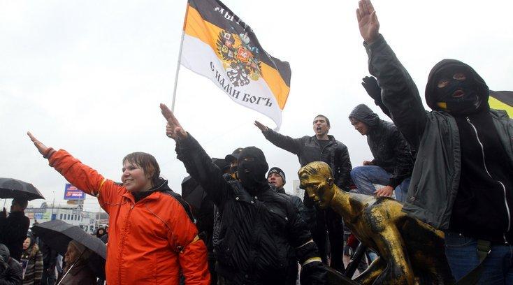 «Русский марш» против русских