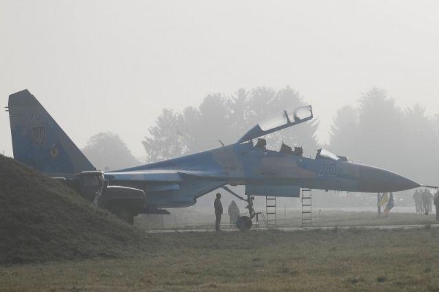 Двое в «летающем гробу». Почему украинский Су-27 не мог не разбиться?