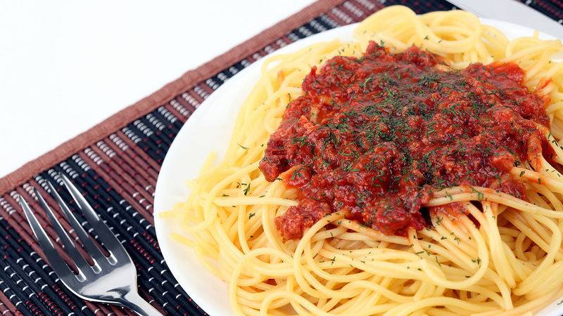 Обои Итальянские спагетти, фото и картинки на рабочий стол, …