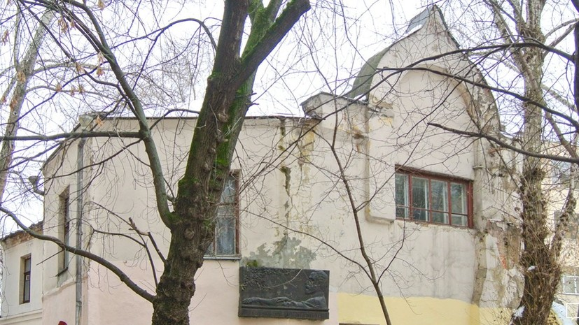 В Москве планируют отреставрировать дом-мастерскую Левитана