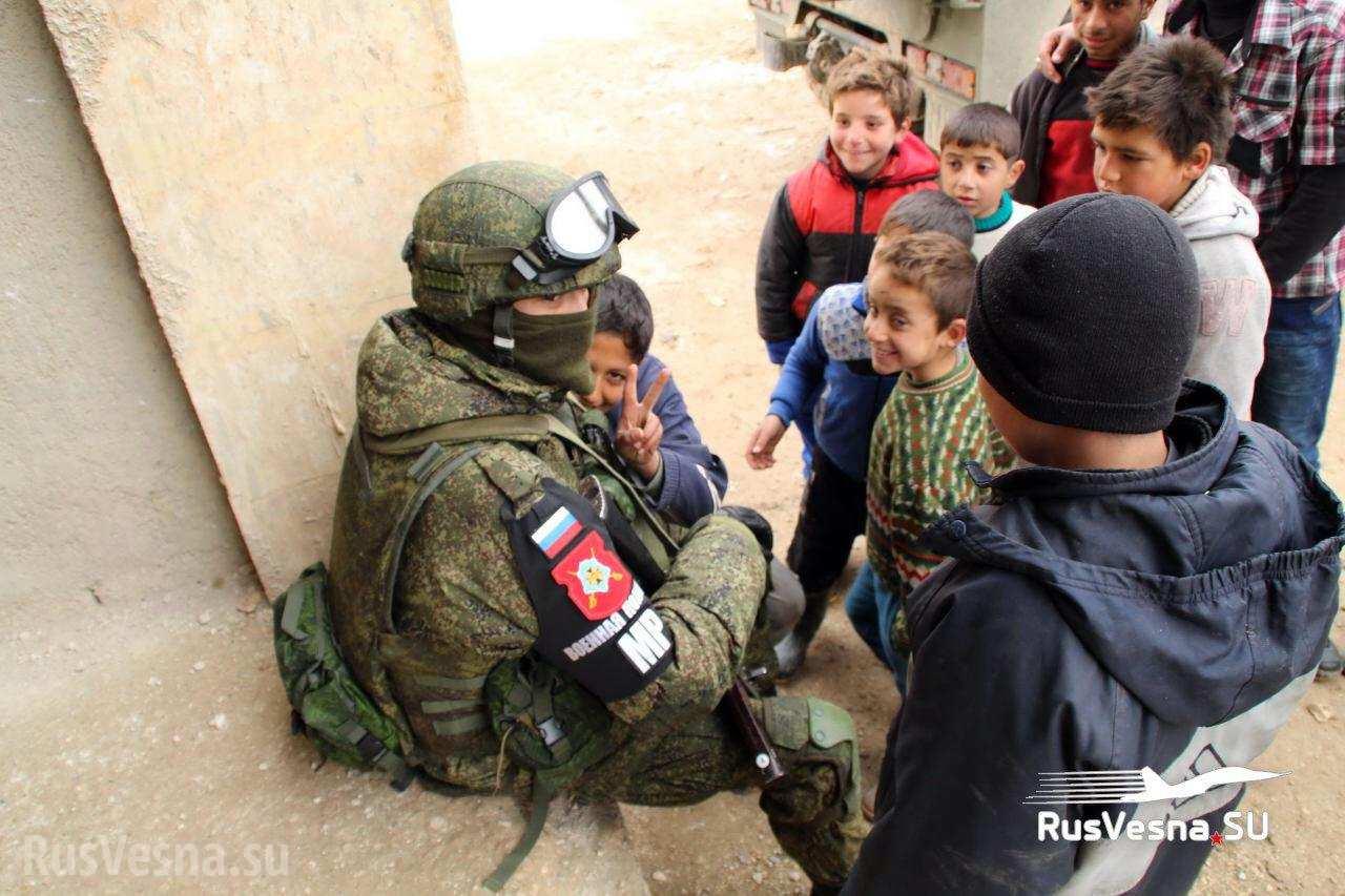 Chatham House пытается осквернить успехи России в Сирии