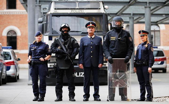 Зарплата полиции в 2018 году