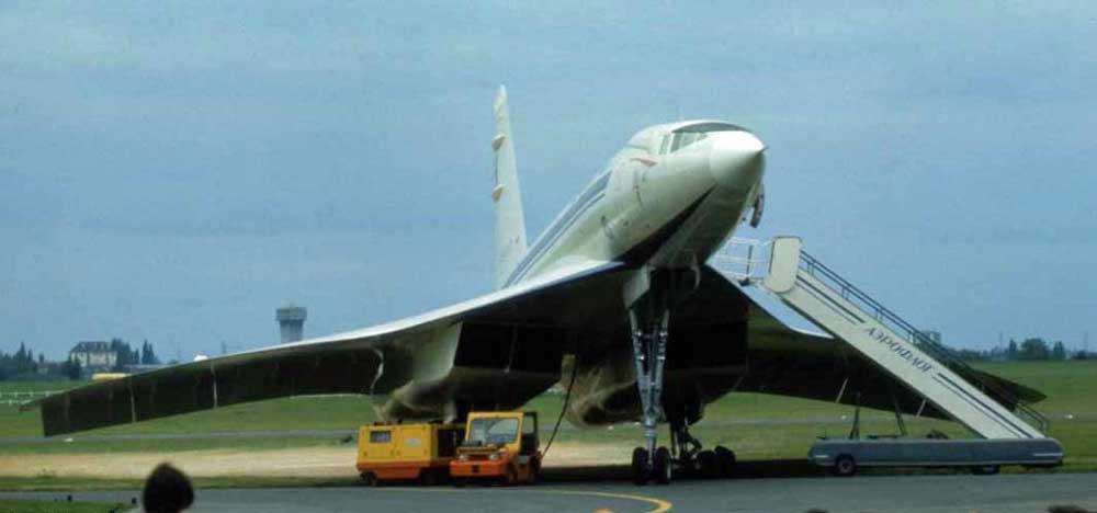 """Самолет """"004"""". Как оперялся Ту-144"""