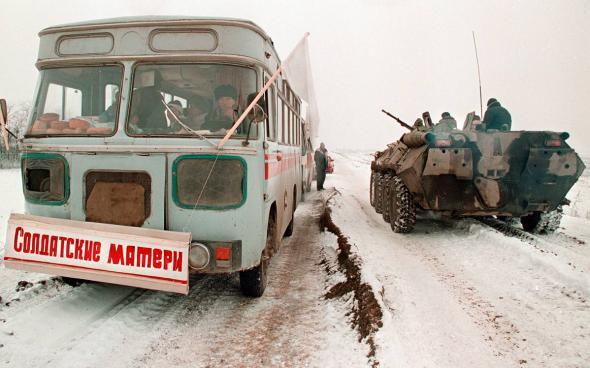 Когда ты однажды проснёшься не на своей земле. Про Чечню и Путина.