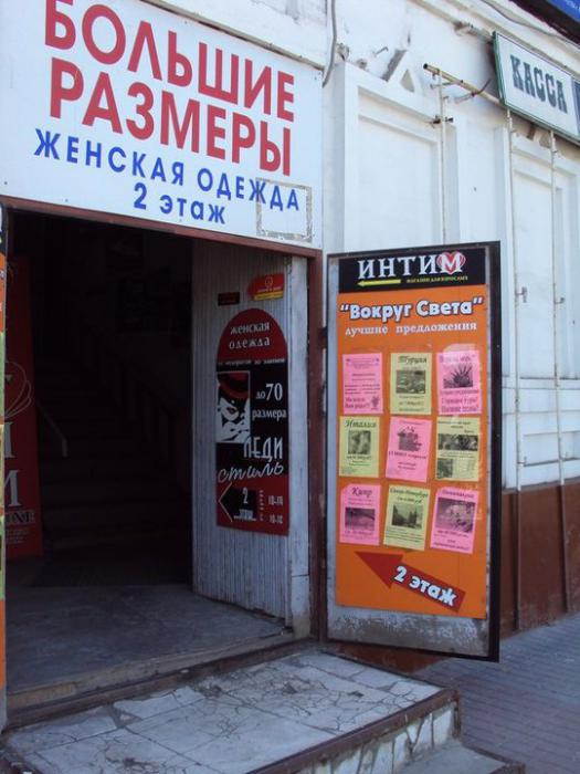 Интим магазин уфы